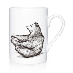 Porcelanowy kubek Playful Bear, 300 ml