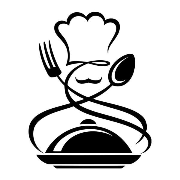 Naklejka Ambiance Chef