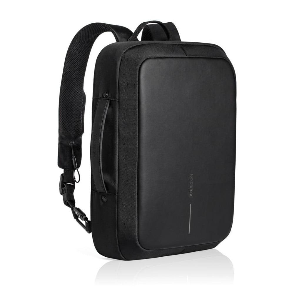 9a45a386da63a Czarny plecak antykradzieżowy XD Design Bobby Bizz