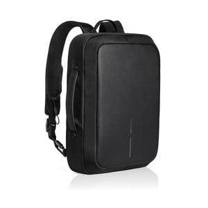 Czarny plecak antykradzieżowy XD Design Bobby Bizz