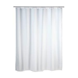 Antypleśniowa zasłona prysznicowa Wenko White