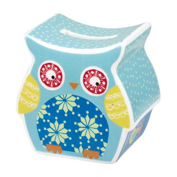 Skarbonka w opakowaniu podarunkowym Owl
