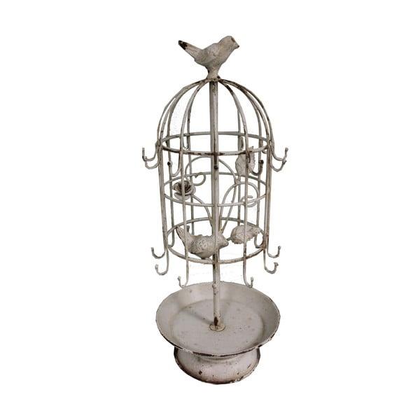 Wieszak na biżuterię Antic Line Cage Birds