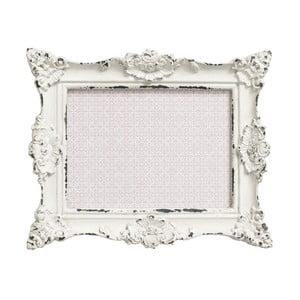 Magnetyczna tabliczka naścienna Baroque White