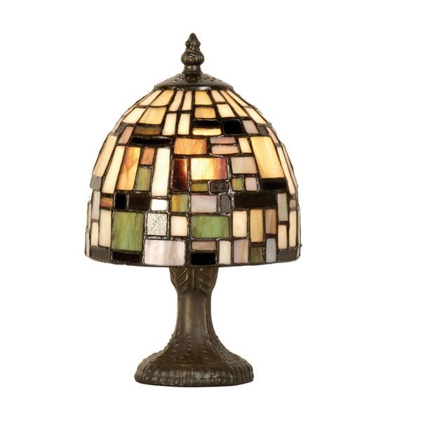 Lampa stołowa Tiffany Patchwork