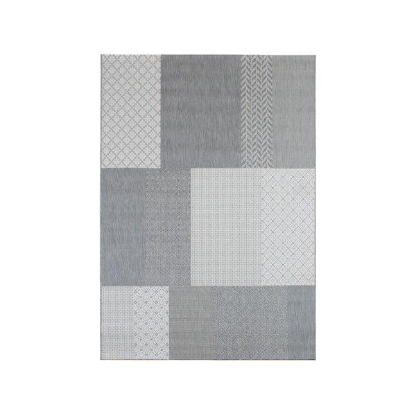 Dywan ogrodowy Patio Grey, 120x170 cm