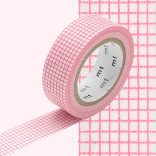Taśma dekoracyjna washi MT Masking Tape Penelope, dł.10m