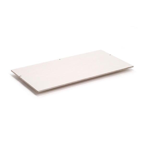Blat Studio - drewno bielone, 150x75 cm