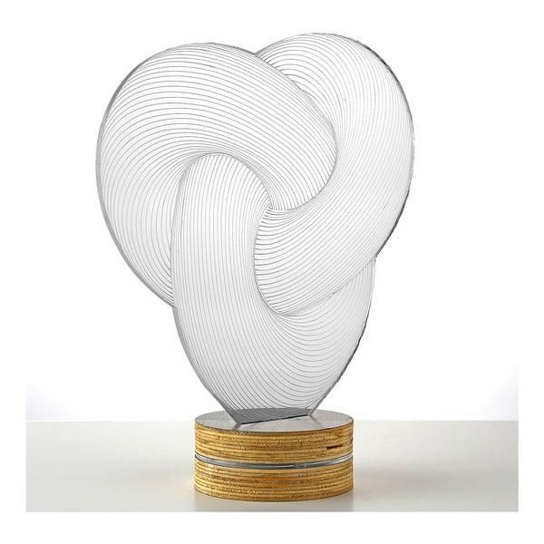 Lampa 3D stołowa Mixed