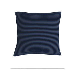 Ciemnoniebieska poduszka Marc O'Polo Arvid, 50x50 cm