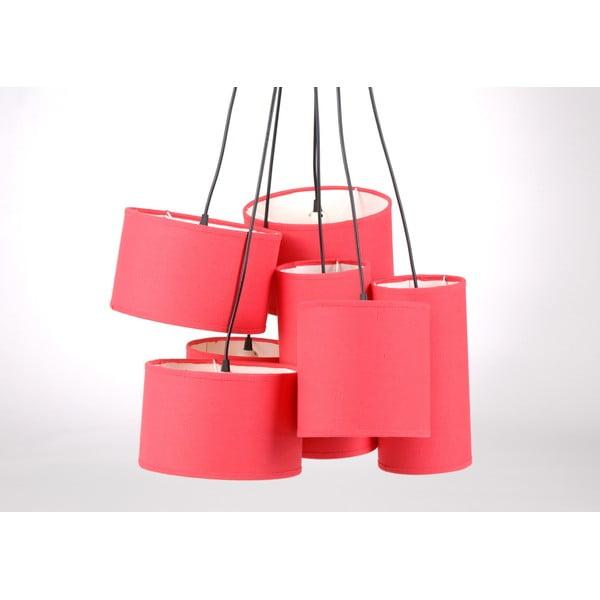 Lampa sufitowa Hanging Pink