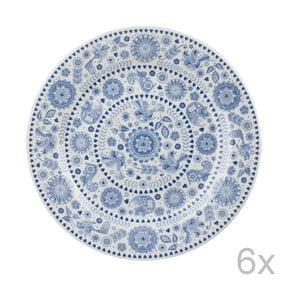 Zestaw 6 talerzy Penzance Circle, 26 cm