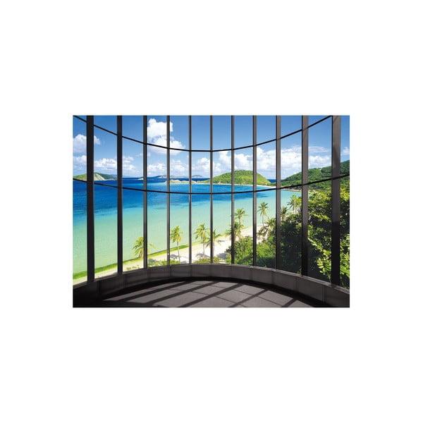 Fototapeta Widok na morze, 254x366 cm