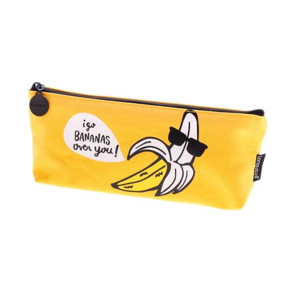 Piórnik Languo Yellow Banan