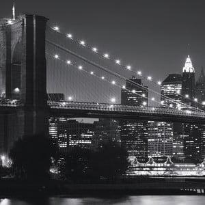 Szklany obraz Manhattan, 20x20 cm
