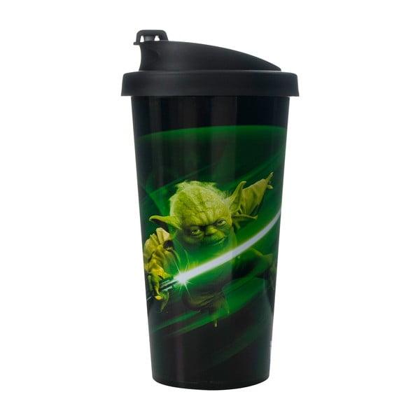 Kubek z pokrywką LEGO® Star Wars Yoda