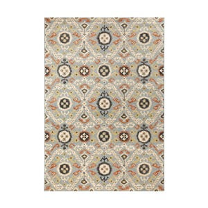 Niebieski dywan Mint Rugs Diamond Ornament, 200x290 cm