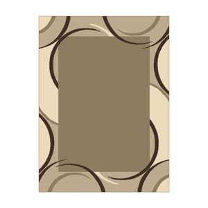 Brązowo-beżowy dywan Hanse Home Prime Pile, 160x230cm