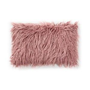 Różowa poduszka La Forma Brock, 30x50cm