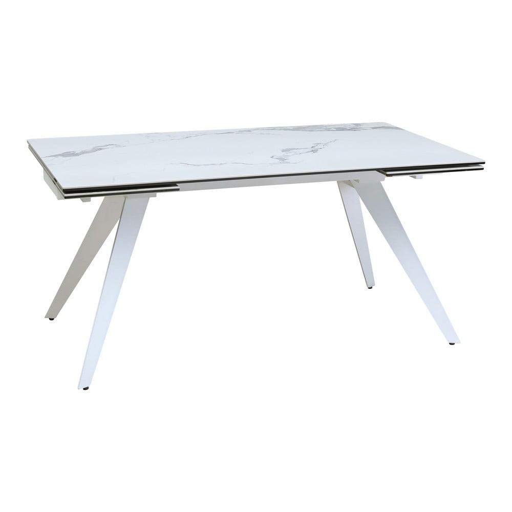 Biały rozkładany stół Marckeric Duke