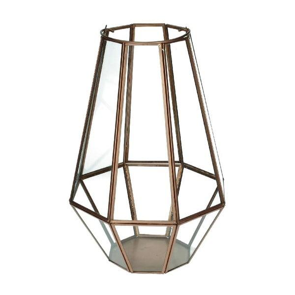 Lampion Cage Copper