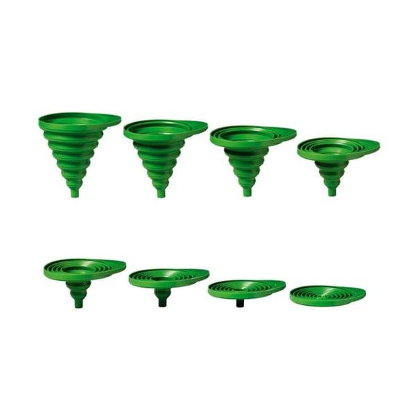 Składany lejek Funnel, zielony