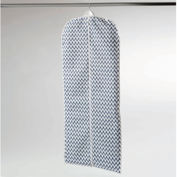 Pokrowiec na ubrania Compactor Zig Zag, 137 cm
