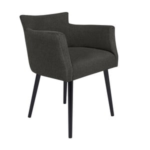 Ciemnoszary fotel BSL Concept Adam