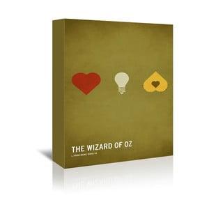Obraz na płótnie Wizard of Oz Kid Version With Text