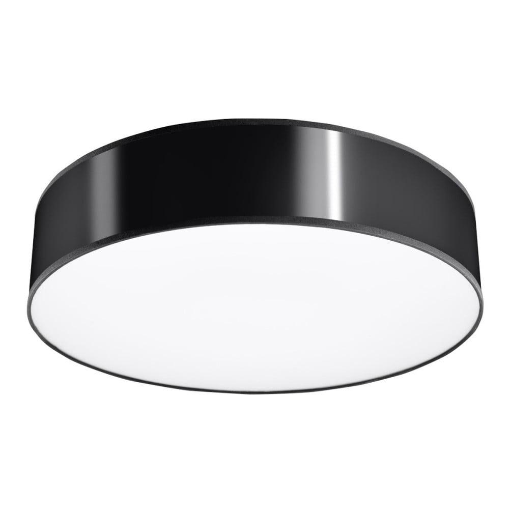Czarna lampa sufitowa Nice Lamps Atis Ceiling 45