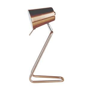 Lampa stołowa w kolorze miedzi Leitmotiv Z Metal