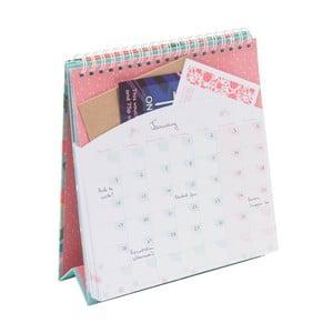 Kalendarz biurkowy Oh So Clever