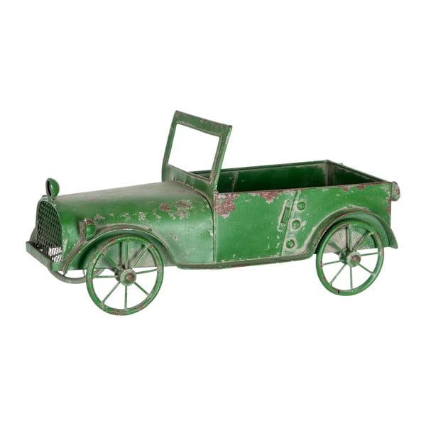 Dekoracja Car Antique, zielona