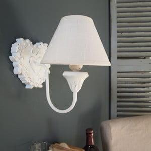 Lampa naścienna Antique Stefano, 20x27x27 cm