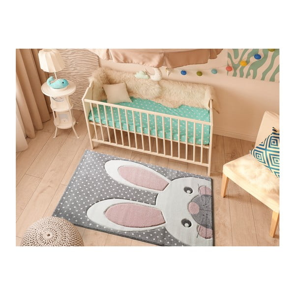 Dywan dziecięcy Universal Kinder Bunny, 120x170 cm