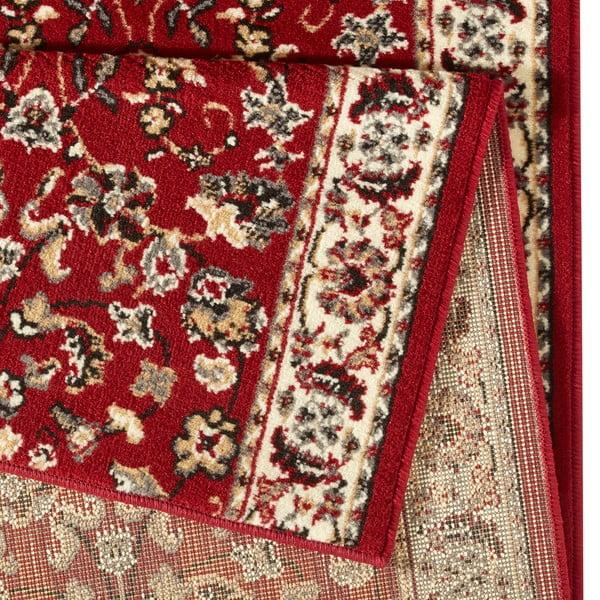 Dywan Basic Vintage, 80x200 cm, czerwony