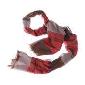 Szalik Bold Stripe Brown, 180x70 cm