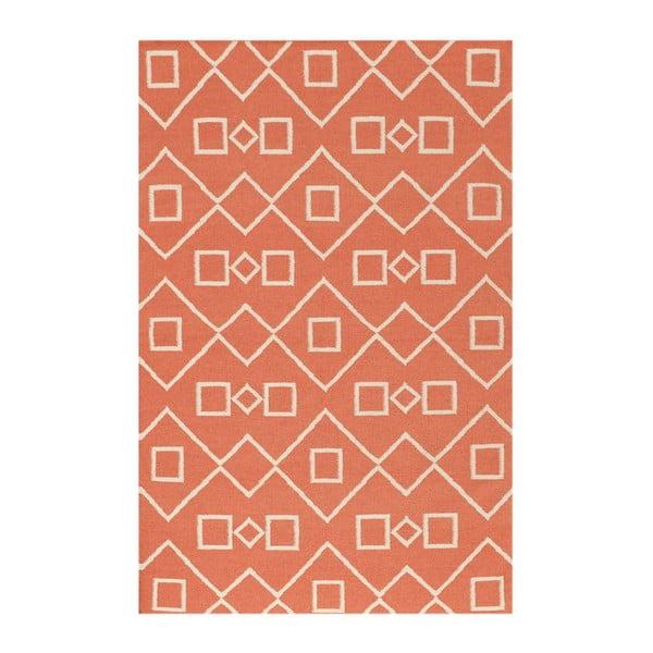 Dywan tkany ręcznie Kilim JP 11171 Orange, 120x180 cm