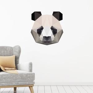 Naklejka Ambiance Origami Panda