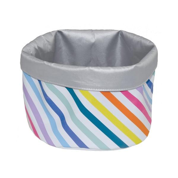 Koszyk Incidence Technicolor Stripes, 17 cm