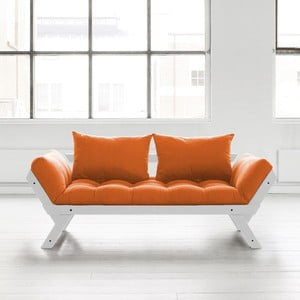 Sofa Karup Bebop Cool Grey/Orange