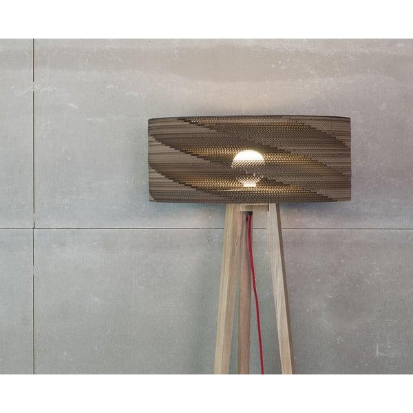 Kartonowa lampa stojąca Cardlamp