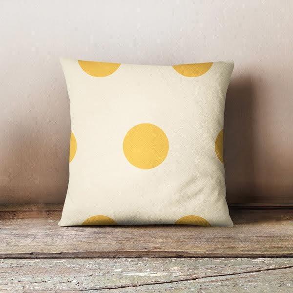 Poszewka na poduszkę Amber, 45x45 cm