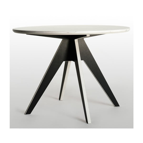 Stół Edi Black, 85 cm