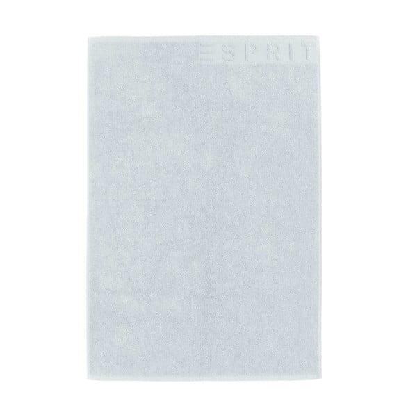 Dywanik łazienkowy Esprit Solid 60x90 cm, srebrny
