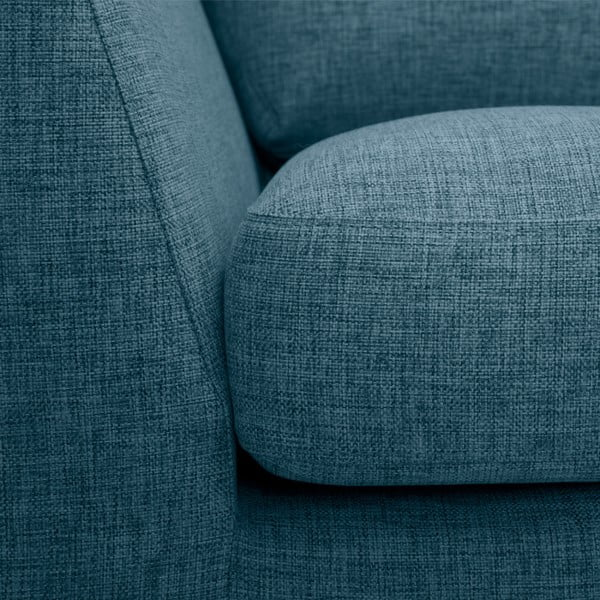 Turkusowa sofa 2-osobowa Vivonita Monroe