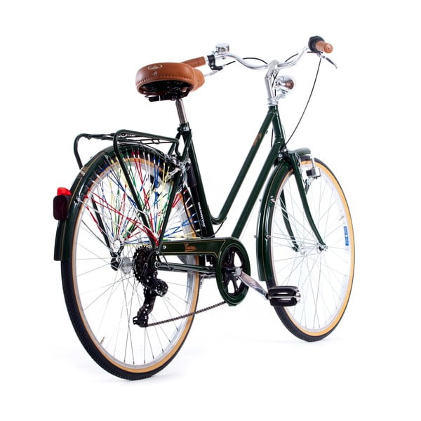 Rower miejski Taurus Green