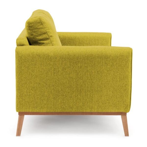 Zielona sofa 2-osobowa Vivonita Milton