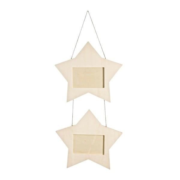 Wiszące ramki Bizzotto Basic Star