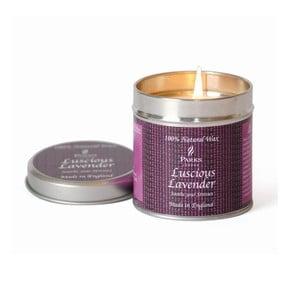 Świeczka Scenterd Candles, Luscious Lavender, 50 godzin palenia